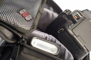 Ranger son matériel photo dans un sac pratique et de qualité. Photo Bilande Florennes