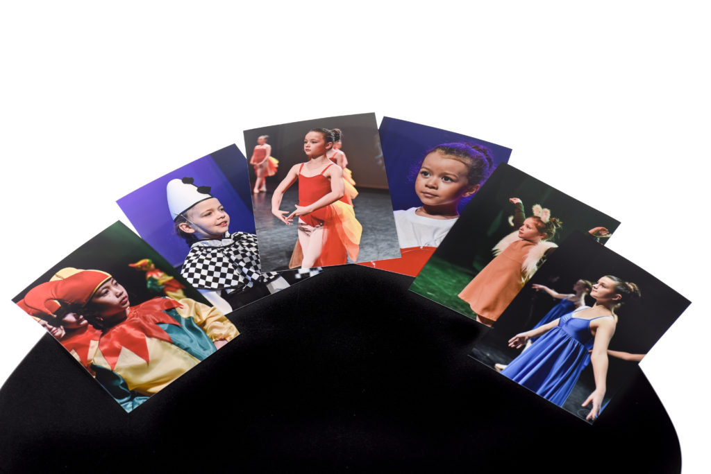 Photo individuel danse