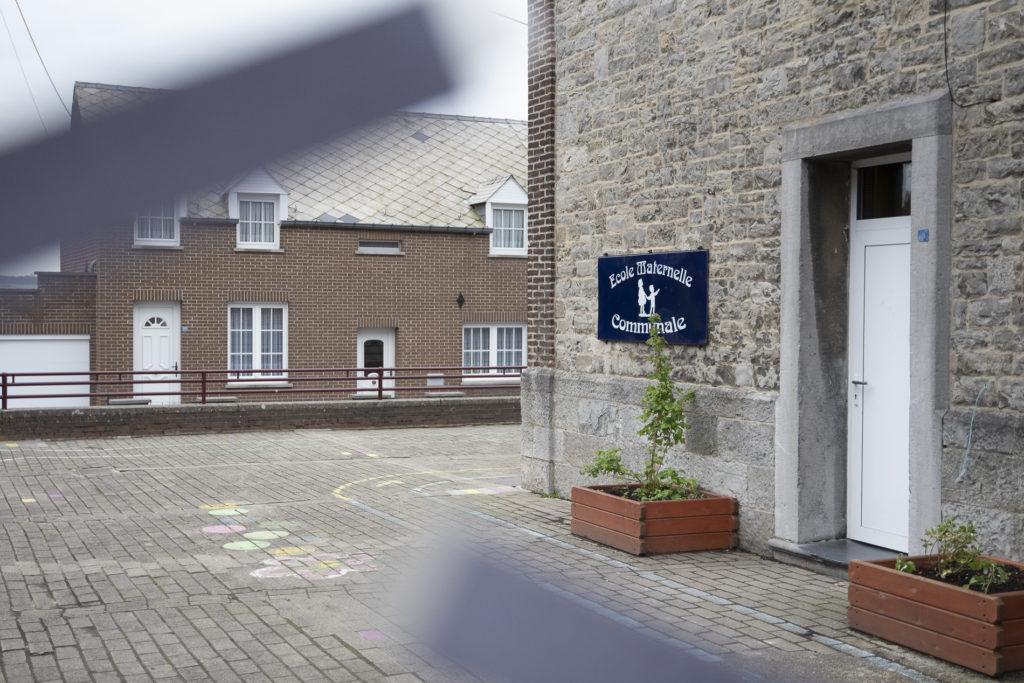 Photos scolaire - Portraits école - Ecole communales de Gourdinne